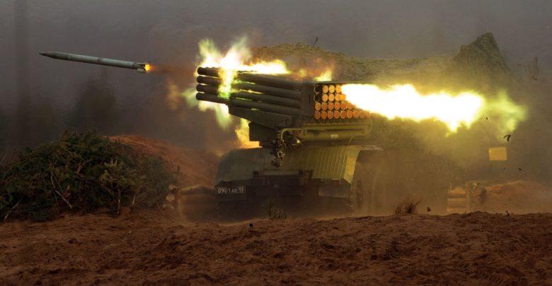 Photo of النظام يستهدف محاور التماس بريفي حماة وإدلب