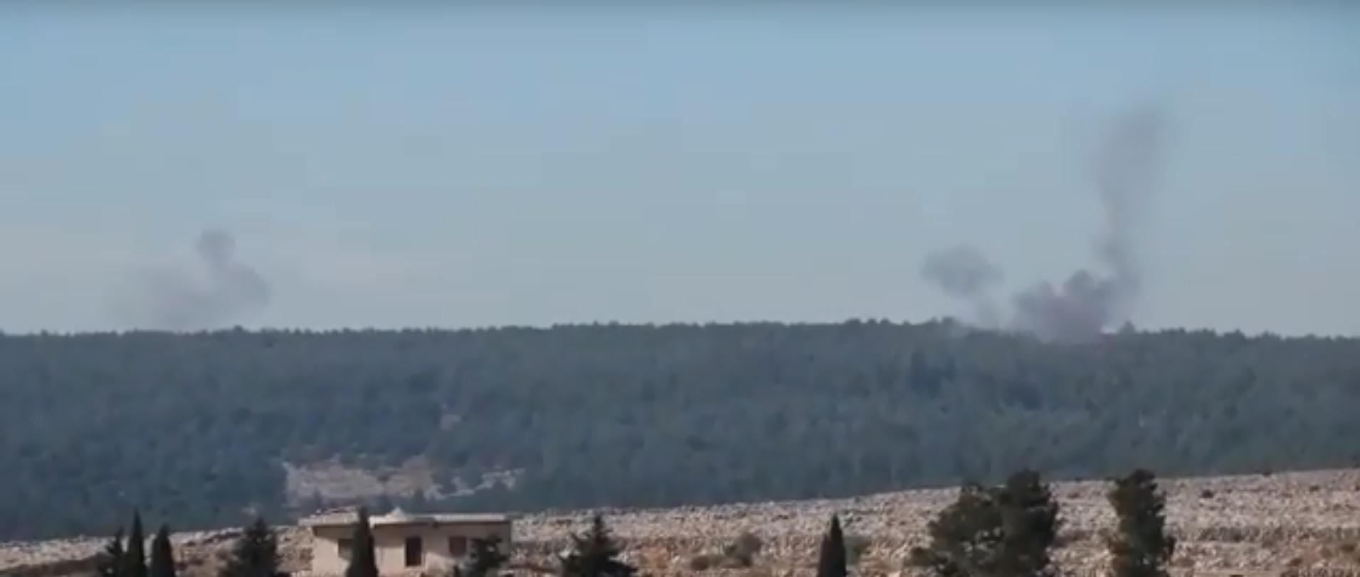 Photo of بعد مجزرة تل رفعت.. الاحتلال يواصل قصف قرى الشهباء وشيراوا وشرا