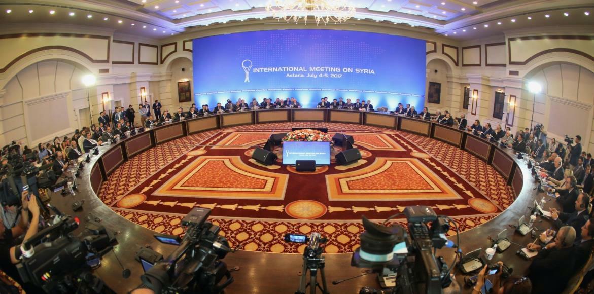 Photo of تنطلق يوم غد الجولة 14 لاجتماعات آستانا التي تأجلت بعد الغزو التركي لشمال سوريا