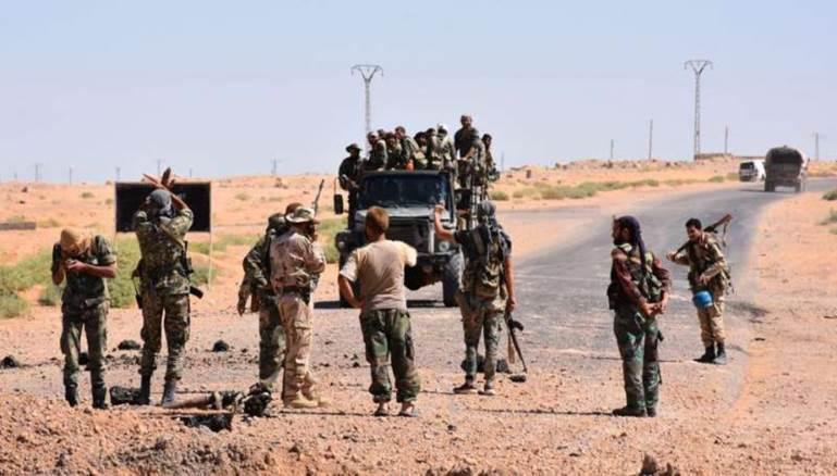 Photo of المرصد السوري: الميليشيات الإيرانية تعتقل 15 من منتسبيها لرفضهم الذهاب إلى البادية