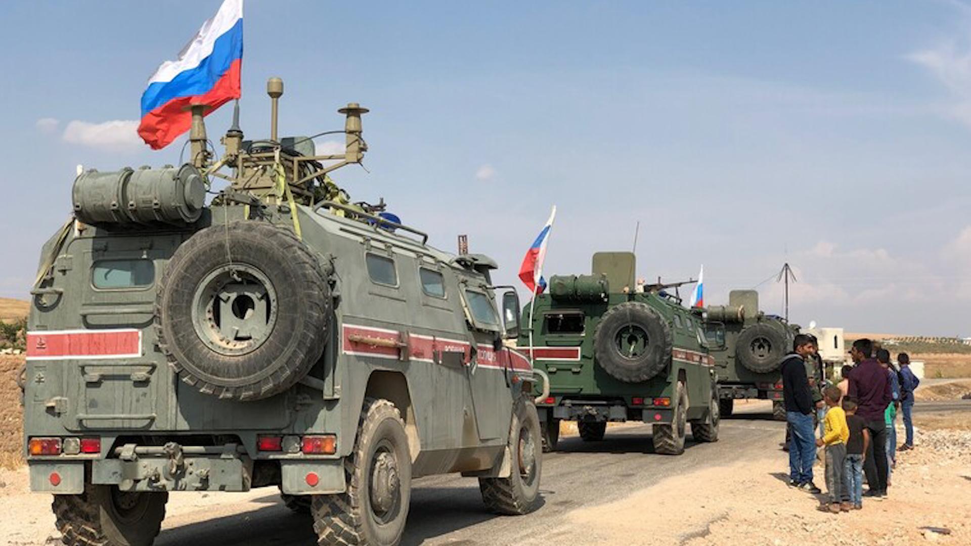 Photo of وزارة الدفاع الروسية: قوات سوريا الديمقراطية انسحبت بشكل كامل إلى عمق 30 كيلومتراً