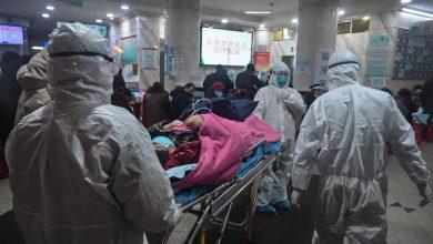 """صورة الرئيس الصيني: نخوض معركة خطيرة ضد فيروس """"شيطان"""""""