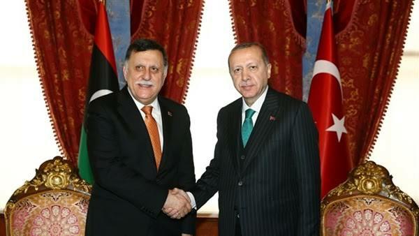 Photo of رئيس مخابرات القذافي يشير إلى دور السراج في خدمة المطامع التركية