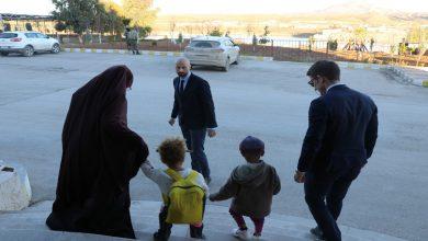 صورة دائرة العلاقات الخارجية للإدارة الذاتية في شمال وشرق سوريا, تُسلّم طفلين وامرأة إلى الحكومة النرويجية