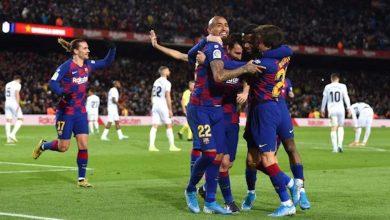 "Photo of برشلونة يهزم غرناطة ويستعيد صدارة ""الليغا"" من ريال مدريد"