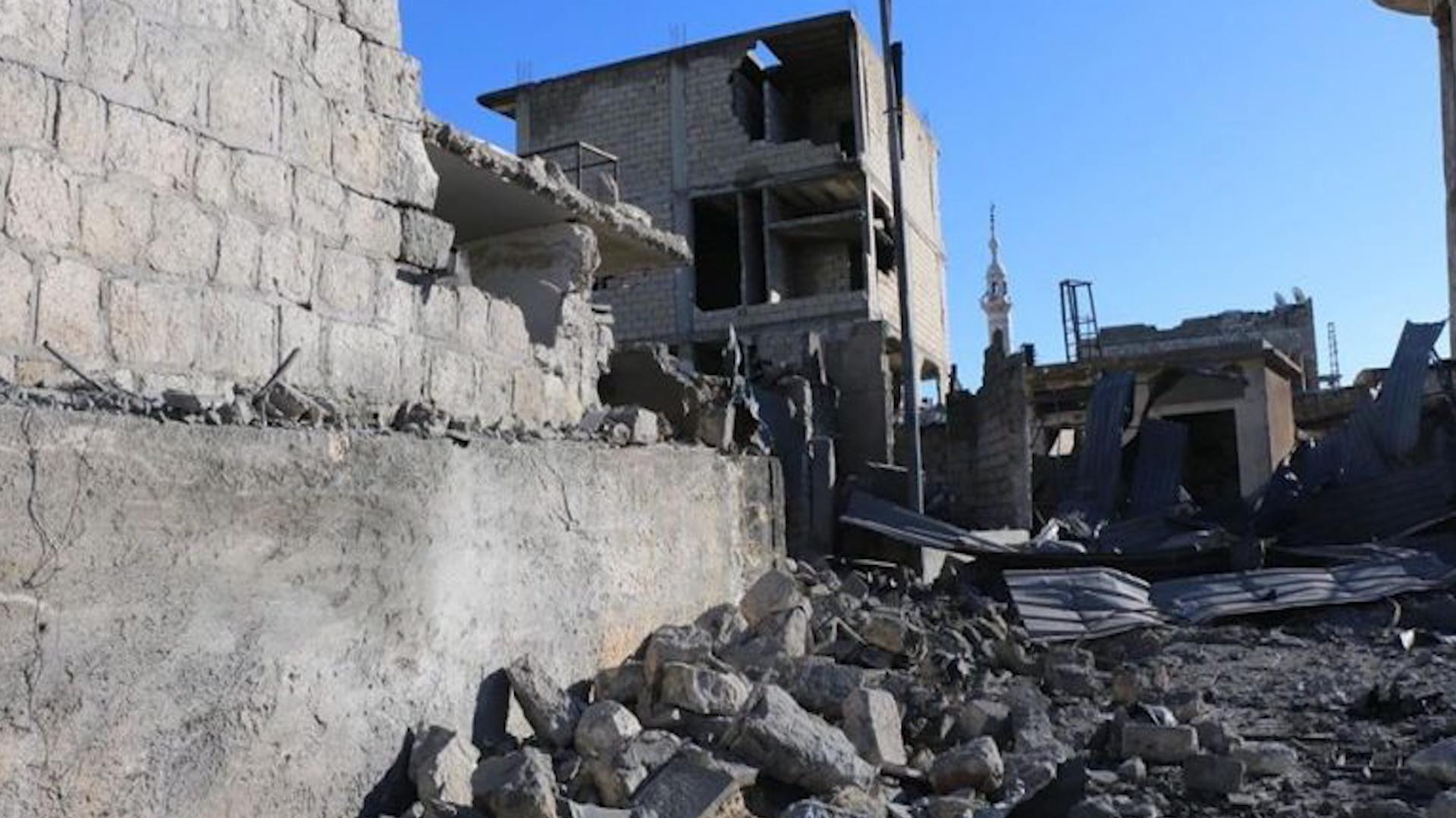 Photo of نحو 170 خرقاً في اليوم الأول من وقف إطلاق النار