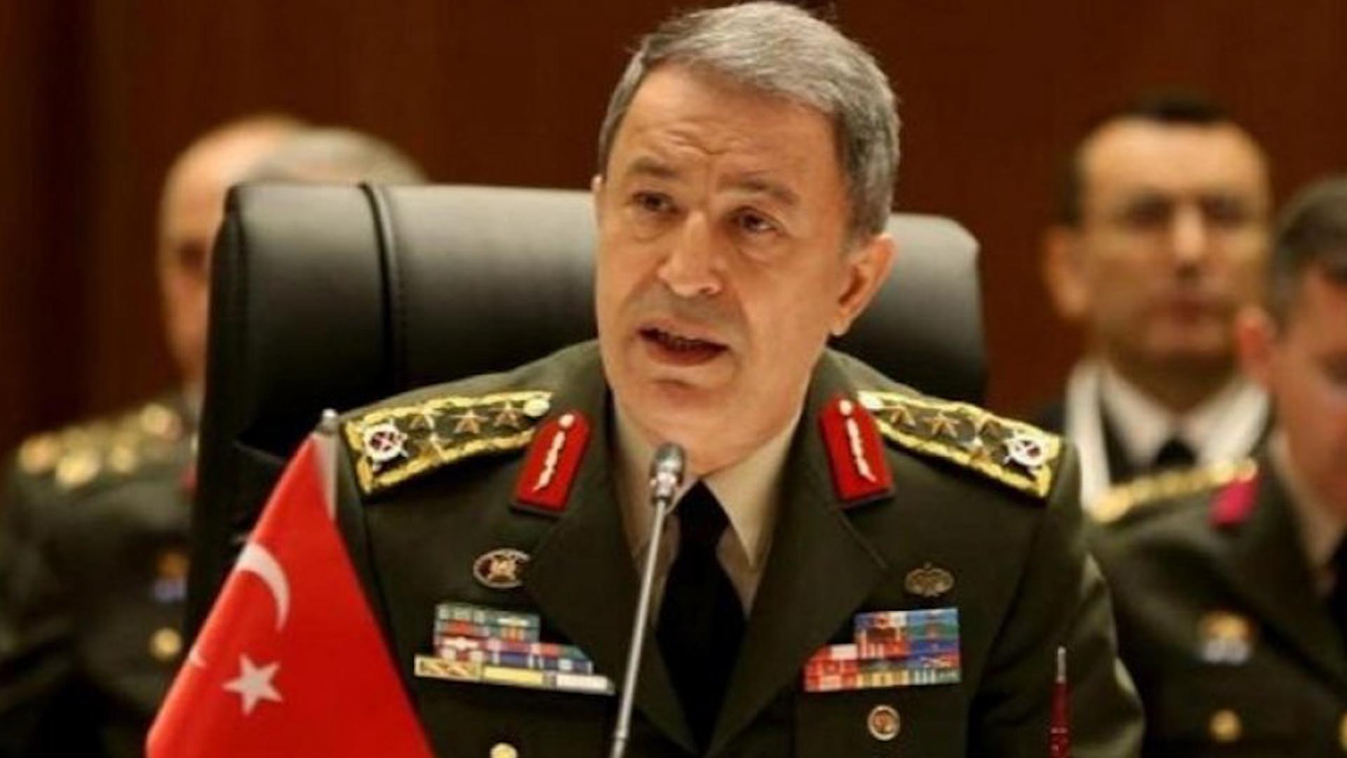 Photo of خلوصي آكار: تركيا وروسيا تبحثان إنشاء منطقة آمنة داخل إدلب