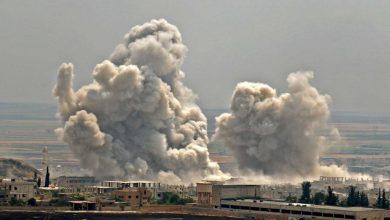 """صورة تصعيد متواصل في منطقة """"خفض التصعيد"""" بعد انهيار وقف إطلاق النار المزعوم"""