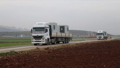 Photo of جيش الاحتلال التركي يرسل كبائن حراسة متنقلة مقاومة للرصاص إلى إدلب