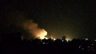 Photo of صواريخ إسرائيلية تستهدف قوات النظام والقوات الإيرانية في ريف دمشق