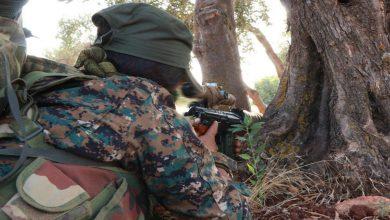صورة قوات تحرير عفرين تحبط هجمات المرتزقة على منطقة تلة رادار في الشهباء