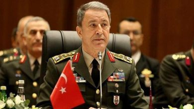 """Photo of وزير الدفاع التركي: انسحابنا من """"نقاط المراقبة"""" بإدلب غير وارد"""