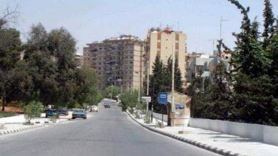 صورة المرصد السوري:انفجار يهز حي الفحامة في العاصمة دمشق