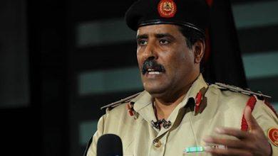 صورة الجيش الوطني الليبي: نطالب الدول العربية بدعمنا في مواجهة تركيا والإرهاب