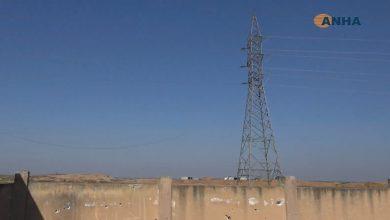 صورة فيديو ..تركيا ومرتزقتها يقطعون الكهرباء عن تل تمر وهيئة الطاقة تعد بحل سريع