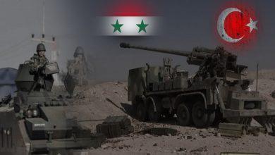 Photo of قصف مدفعي متبادل بين قوات النظام وجيش الاحتلال التركي في محور النيرب يإدلب