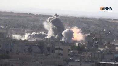 Photo of الاحتلال التركي يقصف محيط المدينة بالقذائف