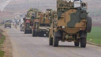 Photo of تعزيزات عسكرية تركية تدخل الحدود مع محافظة إدلب