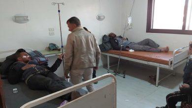 Photo of إصابة 7 عاملين في ورشة الكهرباء جراء انفجار لغم زرعه الاحتلال التركي