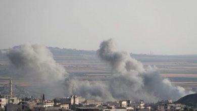 Photo of غارات روسية على ريفي حلب وإدلب ومرتزقة تركيا يستعيدون السيطرة على قبتان الجبل