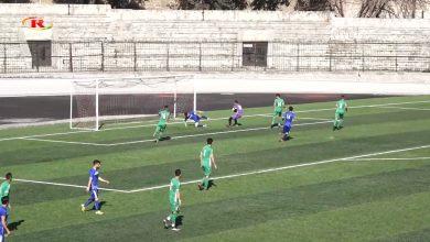 Photo of بالفيديو..نادي عفرين الرياضي وصيف مجموعته في دوري الدرجة الأولى