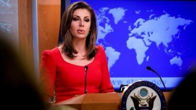 Photo of الخارجية الأميركية: سلوك النظام وإيران وروسيا نقطة سوداء في تاريخهم