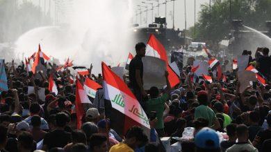 Photo of مقتل ثلاثة متظاهرين وإصابة العشرات في العاصمة بغداد