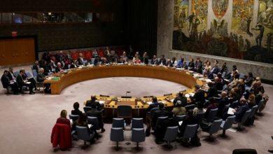"""Photo of """"انقسامات واتهامات في مجلس الأمن بسبب """"معركة إدلب"""