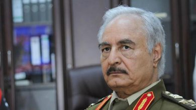 Photo of حفتر يتعهد بالتصدي للعدوان التركي وحماية ثروات ليبيا