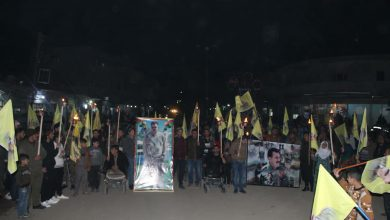 Photo of الآلاف يتظاهرون في شمال وشرق سوريا للمطالبة بكشف مصير القائد أوجلان