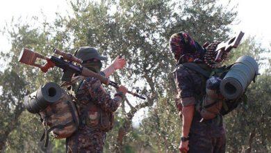 صورة مقتل وجرح العشرات من مرتزقة الاحتلال في مدينتي عفرين وإعزاز