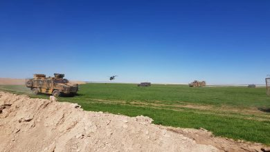 Photo of تسيير دورية مشتركة على الحدود شرق كوباني