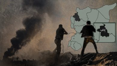 Photo of اشتباكات عنيفة تسببت بمقتل وجرح نحو عشرة أشخاص في إدلب
