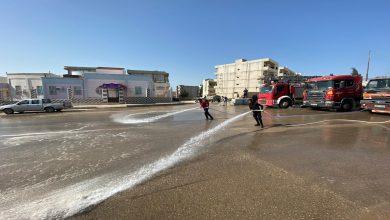 Photo of بلدية الشعب تبدأ حملة واسعة لتنظيف شوارع كوباني