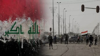 Photo of مقتل ثلاثة من المتظاهرين وإصابة 44 آخرين في بغداد