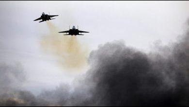 Photo of قصف إسرائيلي لمطار الشعيرات في حمص