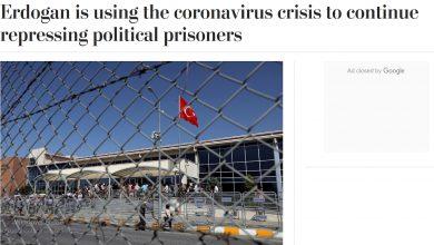 Photo of واشنطن بوست: تركيا أصبحت الدولة الأسرع في العالم من حيث عدد حالات الإصابة بالفيروس
