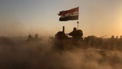Photo of المرصد: قوات الحكومة السورية قصفت مواقع المرتزقة في إدلب وريف حلب الغربي