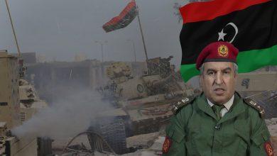 Photo of خالد المحجوب: 6 آلاف مرتزق سوري يقاتلون في ليبيا