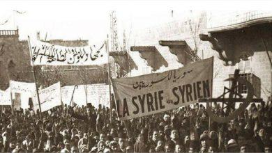 Photo of في الذكرى الـ 74 للجلاء الأزمة السورية تصل ذروتها في ظل التدخلات الخارجية