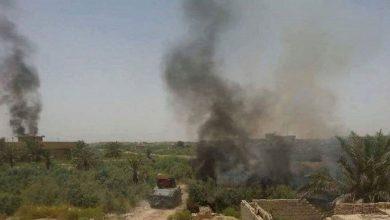 Photo of العراق..إصابة ضابطين وأربعة جنود إثر انفجار في محافظة ديالى