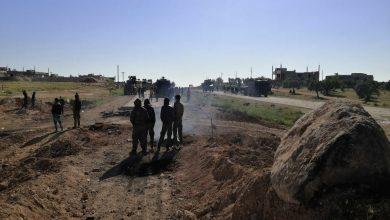 Photo of قوات الاحتلال التركي تحاول فض اعتصام بقوة السلاح وتقتل اثنين وتصيب آخرين