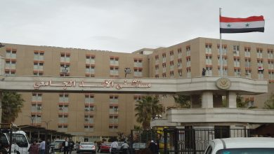 Photo of التعليم العالي يخصص مشفى الأسد الجامعي بدمشق لاستقبال الحالات المشتبه بإصابتها بالفيروس