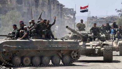 Photo of استقدمت قوات الحكومة السورية تعزيزات عسكرية ضخمة إلى شرق إدلب