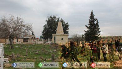 Photo of على خطا داعش في شنكال.. مرتزقة تركيا يواصلون إبادة الإيزيديين في عفرين