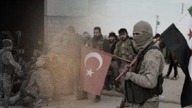 صورة باتجاه ليبيا .. 120 مرتزقا سوريا يصلون معسكرات التدريب التركية