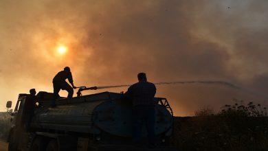 Photo of مقاطعة الشهباء..لجنة حماية المحاصيل من الحرائق على رأس عملها رغم الصعوبات