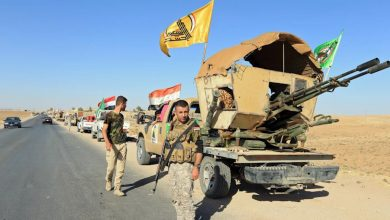 Photo of العراق..مقتل وإصابة 10 من عناصرالحشد الشعبي في هجوم لداعش