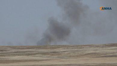 Photo of مع اقتراب موعد الحصاد.. تركيا ومرتزقتها يستهدفون الأراضي الزراعية