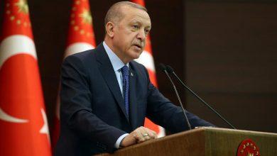 صورة أردوغان يجدد تهديداته للحكومة السورية ويتوعد بالتدخل أكثر في ليبيا